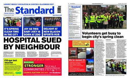 The Standard Chester & District – April 18, 2019