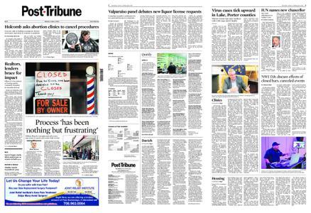 Post-Tribune – April 06, 2020