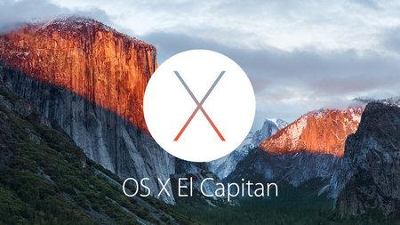 OS X El Capitan v10.11.3