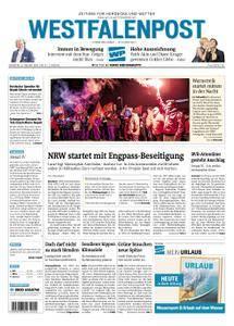Westfalenpost Wetter - 09. Januar 2018