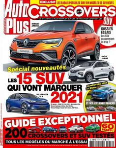 Auto Plus Hors-Série Crossovers - Janvier-Mars 2021