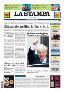La Stampa - 24 Luglio 2019