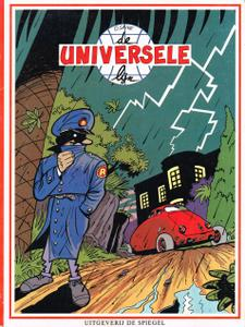 De Universele Lijn - 01 - De Universele Lijn