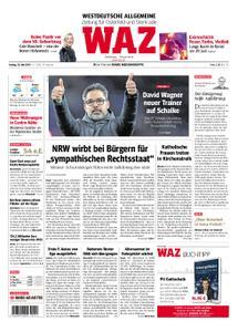 WAZ Westdeutsche Allgemeine Zeitung Oberhausen-Sterkrade - 10. Mai 2019