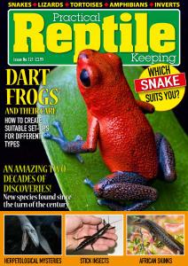 Practical Reptile Keeping - Issue 121 - January 2020