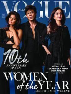Vogue India - October 2017