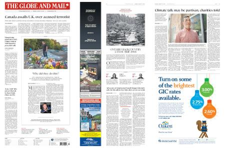 The Globe and Mail – August 19, 2019