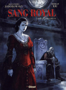 Sang Royal - Tome 2 - Crime et Chatiment - RE