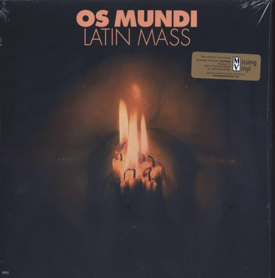 Os Mundi - Latin Mass (1970) Missing vinyl/MV036 - EU 180g Pressing - LP/FLAC In 24bit/96kHz