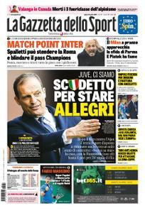 La Gazzetta dello Sport – 20 aprile 2019