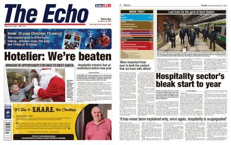 Evening Echo – December 19, 2020