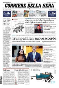 Corriere della Sera – 09 gennaio 2020