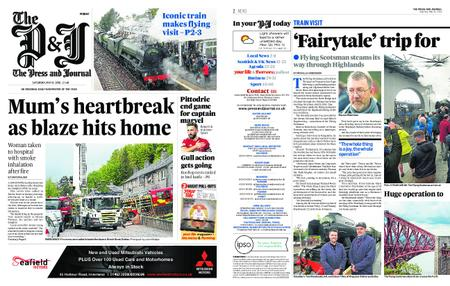 The Press and Journal Moray – May 11, 2019