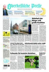 Oberhessische Presse Marburg/Ostkreis - 01. Dezember 2017