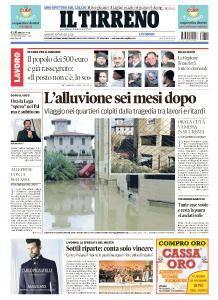 Il Tirreno Livorno - 10 Marzo 2018