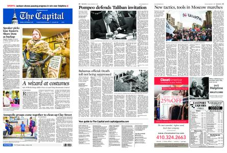 The Capital – September 09, 2019