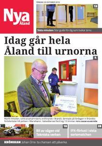 Nya Åland – 20 oktober 2019