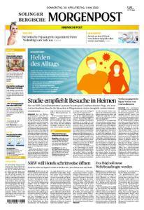 Solinger Morgenpost – 30. April 2020