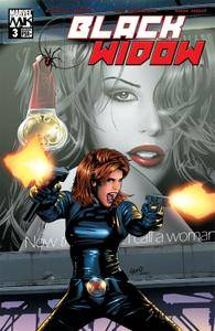 Black Widow 03 of 06 2005 Digital