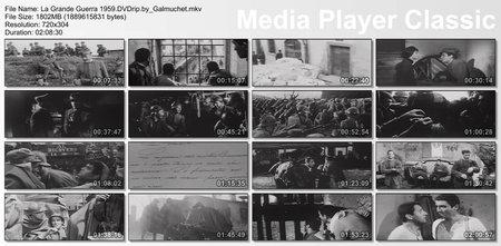 La Grande Guerra [La Grande Guerre] 1959