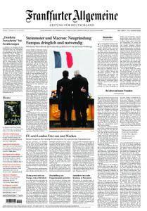 Frankfurter Allgemeine Zeitung F.A.Z. - 11. November 2017