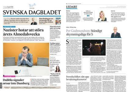 Svenska Dagbladet – 24 april 2018