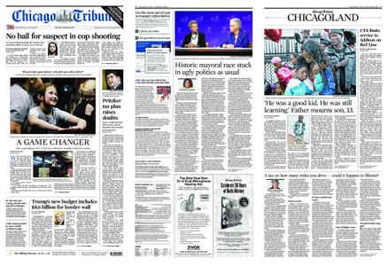 Chicago Tribune – March 11, 2019