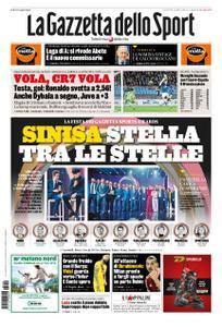 La Gazzetta dello Sport Roma – 19 dicembre 2019