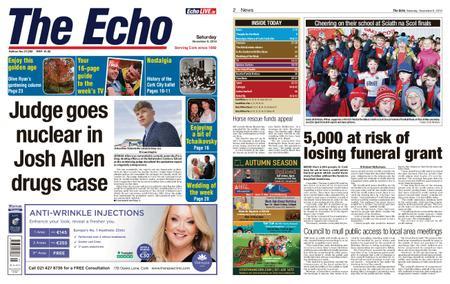 Evening Echo – November 09, 2019