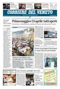 Corriere del Veneto Vicenza e Bassano - 24 Aprile 2018