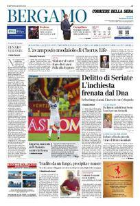 Corriere Bergamo – August 28, 2018