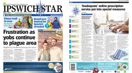 Ipswich Star – September 10, 2019