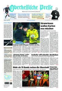 Oberhessische Presse Marburg/Ostkreis - 12. März 2018