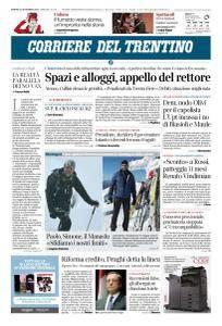 Corriere del Trentino - 14 Settembre 2018