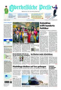 Oberhessische Presse Marburg/Ostkreis - 05. Januar 2019