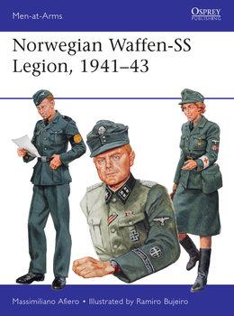 Norwegian Waffen-SS Legion, 1941-1943 (Osprey Men-at-Arms 524)