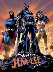 DC Comics - The Art of Jim Lee v01 (2020) (digital) (Son of Ultron-Empire