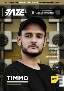 FAZE Magazin – Oktober 2019