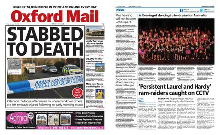 Oxford Mail – January 10, 2020