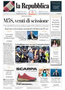 la Repubblica - 15 Giugno 2020