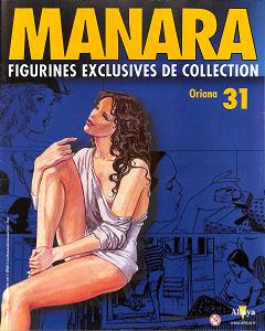 Manara - Figurines Exclusives De Collection - Tome 31