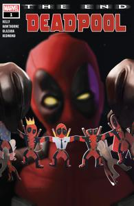 Deadpool The End - 001 - (2020