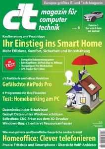 ct Magazin für Computertechnik - 27 Februar 2021