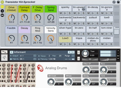 Puremagnetik Analog Drums for Logic 8