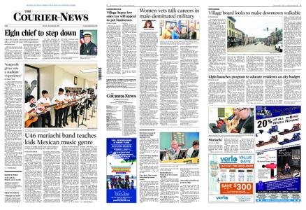 The Courier-News – November 10, 2019