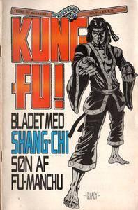 Kung Fu Magasinet 16 Volumes