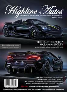 Highline Autos - Volume XVII, Number 06 2020