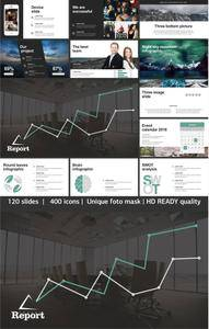 GraphicRiver - Annual Report - Premium and Easy to Edit Template