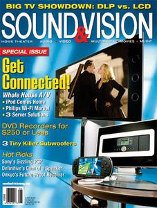 Sound and Vision June 2005