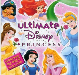 Ultimate Disney Princess
